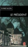 Le president - Couverture - Format classique