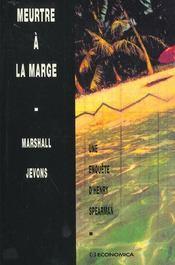 Meurtre A La Marge - Intérieur - Format classique