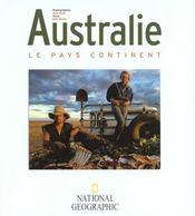 Australie le pays continent - Intérieur - Format classique