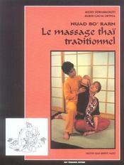 Massage Thai Traditionnel (Le) - Intérieur - Format classique