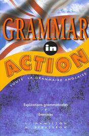 Grammar in action - Intérieur - Format classique