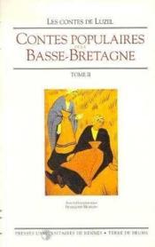 Contes populaires de basse Bretagne - Couverture - Format classique