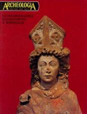 Extraordinaires découvertes à Bordeaux (archeologia trésors des ages n°47 juin 1972) - Couverture - Format classique