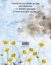 La mouche qui pète - 4ème de couverture - Format classique