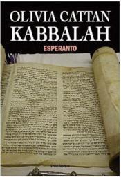 Kabbalah esperanto t.1 - Couverture - Format classique