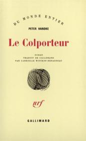 Le Colporteur - Couverture - Format classique