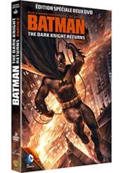 Batman : The Dark Knight Returns - Partie 2 - Couverture - Format classique