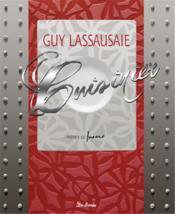 Guy Lassausaie cuisinier - Couverture - Format classique