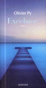 Excelsior - Couverture - Format classique