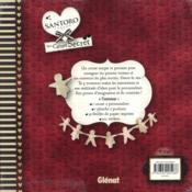 GORJUSS ; mon carnet secret à personnaliser - 4ème de couverture - Format classique
