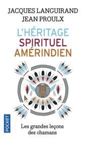 L'héritage spirituel amérindien - Couverture - Format classique