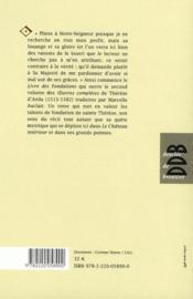 Oeuvres complètes t.2 ; Thérèse d'Avila - Couverture - Format classique