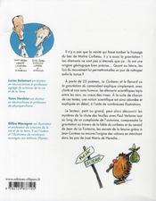 Le corbeau et le renard ou la gravitation du camenbert ; 25 morceaux de sciences poétiques - 4ème de couverture - Format classique