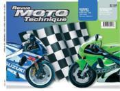 Rmt 128.1 Suzuki Gsxr 1000 01/02-Kawa Zx-7r 96/02 - Couverture - Format classique