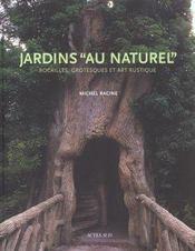 Jardins Au Naturel - Intérieur - Format classique