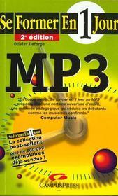 Se Former En Un Jour Mp3 Sdeedition - Intérieur - Format classique