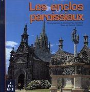 Les enclos paroissiaux en bretagne - Intérieur - Format classique
