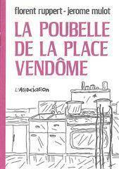 La poubelle de la place Vendôme - Couverture - Format classique