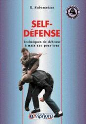 Self Defense - Couverture - Format classique