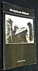 Nicephore Niepce Photo Poche N 8 - Couverture - Format classique