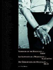 Survivants de l'holocauste aujourd'hui - Intérieur - Format classique