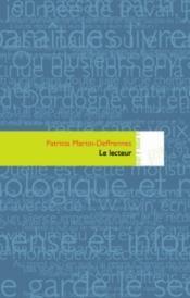 Le lecteur - Couverture - Format classique