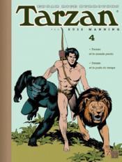 Tarzan ; archives t.4 ; au coeur de la terre - Couverture - Format classique