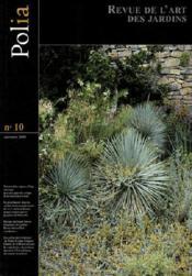 Polia N.10 - Couverture - Format classique