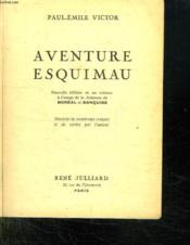 Aventure Esquimau. - Couverture - Format classique