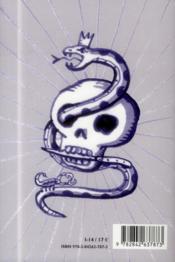 Salamandre - 4ème de couverture - Format classique