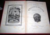 Aventures de chasses et de voyages - William-le-mousse + Aventures de chasses et de voyages - Les Jeunes esclaves. - Couverture - Format classique