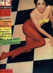 Cine Revue Tele-Revue - 42e Annee - N° 24 - Experiment In Terror - Couverture - Format classique