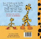 Les plus belles histoires de Camille - Couverture - Format classique