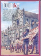 Arte T.3 - 4ème de couverture - Format classique