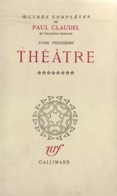 Oeuvres complètes t.13 - Couverture - Format classique