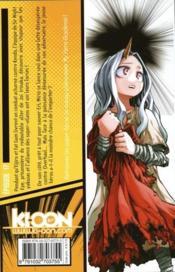 My hero Academia T.17 ; Lemillion - 4ème de couverture - Format classique