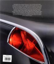 L'art automobile ; Hervé Poulain, itinéraire d'un homme accéléré - 4ème de couverture - Format classique
