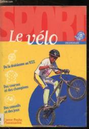 Le vélo - Couverture - Format classique