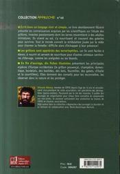 Le grillon - 4ème de couverture - Format classique