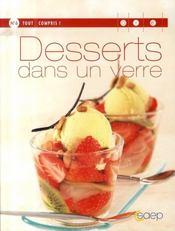 Desserts dans un verre - Intérieur - Format classique