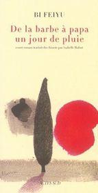 De La Barbe A Papa Un Jour De Pluie - Intérieur - Format classique