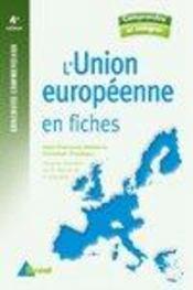 L'Union européenne en fiches (4e édition) - Intérieur - Format classique