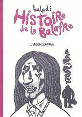 Histoire De La Balafre - Couverture - Format classique