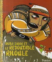 Dhiba Sarrr et le redoutable Rhoule - Intérieur - Format classique