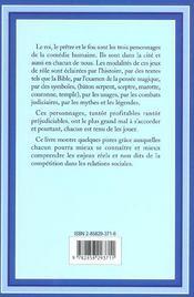 Le Roi, Le Pretre Et Le Fou - 4ème de couverture - Format classique