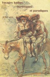 Voyages bandins, burlesques et parodiques - Couverture - Format classique