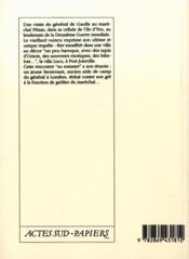 Villa Luco - 4ème de couverture - Format classique