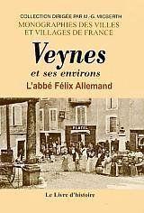 Veynes Et Ses Environs - Couverture - Format classique
