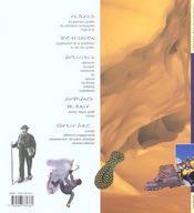 Les guides de haute montagne - 4ème de couverture - Format classique