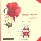 Rouge thildou - Intérieur - Format classique